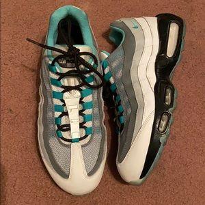 Nike Air Max 95 Customized Shoe!